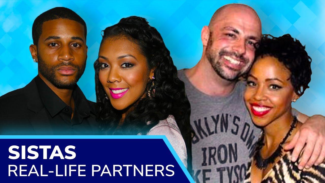 Download SISTAS Cast Real-Life Partners❤️ KJ Smith's heartbreak, Devale Ellis happy marriage, Mignon's family