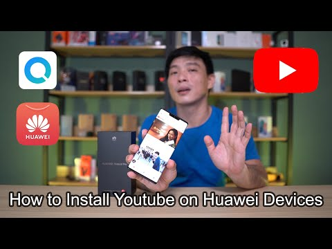 [Download Now] [Huawei App Gallery] [Petal Search] How to Install Youtube on your Huawei Devices.