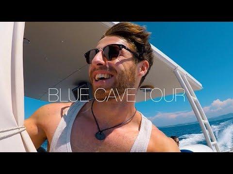 THE BEST LOCATED BEACH IN EUROPE || BLUE CAVE TOUR HVAR || TRAVEL CROATIA VLOG #22