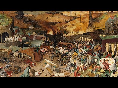 Commented Works: The Triumph of Death, by Pieter Bruegel the Elder - YouTube