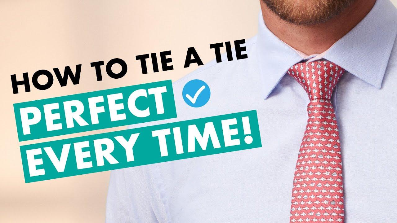 How to tie a tie half windsor knot slowly mirrored easy youtube how to tie a tie half windsor knot slowly mirrored easy ccuart Images