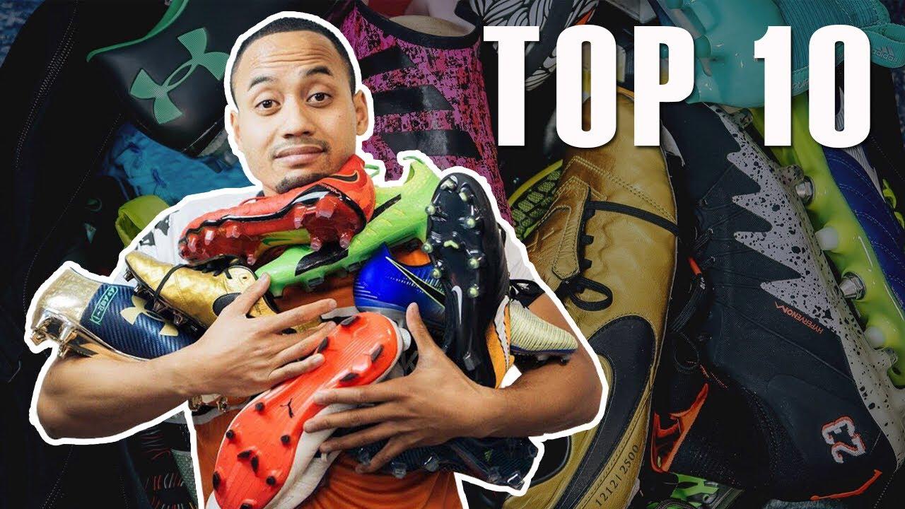 QUELLES SONT LES MEILLEURES CHAUSSURES DE FOOT (TOP 10) ?