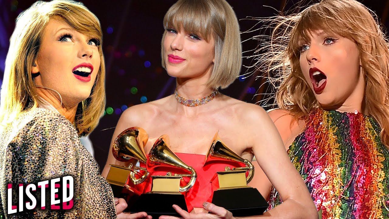 Taylor Swift's Achievements The Past 30 Years!