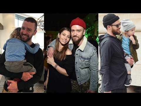 Justin Timberlake's Family  ► 2019 [Wife Jessica Biel & Son Silas Randall Timberlake]