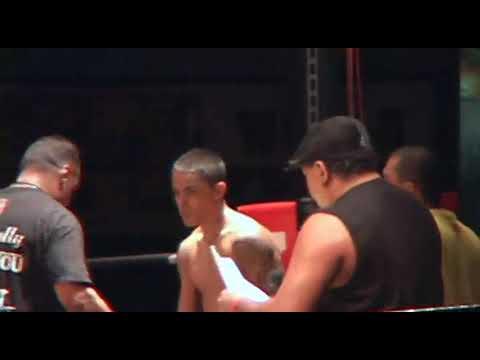 9 Kuulei Ohia vs Riquo Abadilla : Hawaii MMA