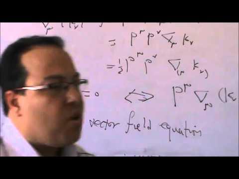 Ahmed Farag Ali- General Relativity   النسبية العامة 7