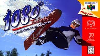 Vídeo 1080 Snowboarding
