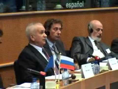 Russia-EU Energy Dialogue 13-14 сентября 2010 г.