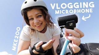 Sennheiser MKE 200 - Affordable Quality Vlogging Microphone
