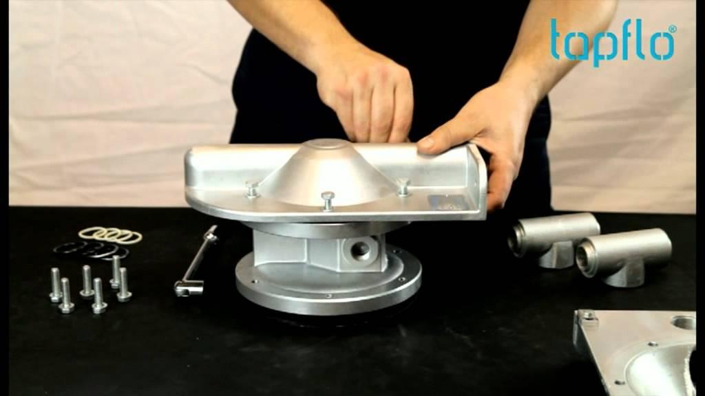 Tx120 aluminum diaphragm pump assembly youtube tx120 aluminum diaphragm pump assembly ccuart Gallery