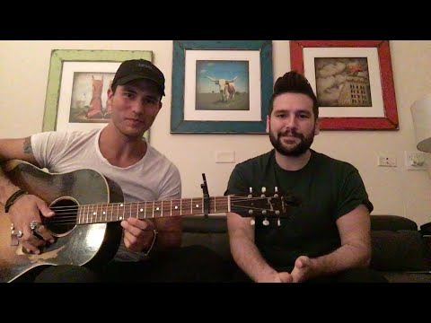 Dan + Shay - Anything But Mine (Kenny Chesney Cover)