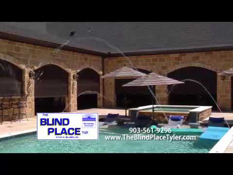 The Blind Place Tyler Universal Screens Tx 2