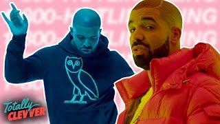 "3 Weirdest Drake ""Hotline Bling"" Music Video Dance Moves (Totally Clevver)"
