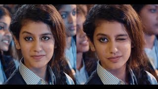 Priya Prakash Varrier Song || Valentine Day Special thumbnail