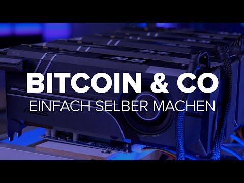 Bitcoin Mining: Wie geht das Schürfen von Kyptowährungen? | [deutsch]