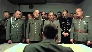 Гитлер с Тягнибоком, яценюком и кличко в бункере