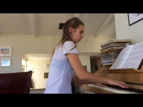 Funny Honey - Piano Performance - Anna Rachael McBride