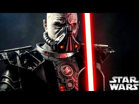 Darth Malguss MOST POWERFUL Force Ability  Star Wars Explained
