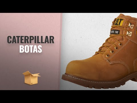 Productos 2018, Los 10 Mejores Caterpillar: Caterpillar Men's Second Shift Steel Toe Work Boot