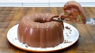 Bombom Gigante de Uva com muito Chocolate