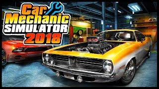 Car Mechanic Simulator 2018 ► Чистим гараж ► №20 (Стрим)