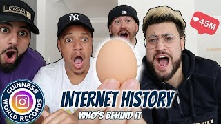 THE UNTOLD TRUTH BEHIND THE INSTAGRAM EGG