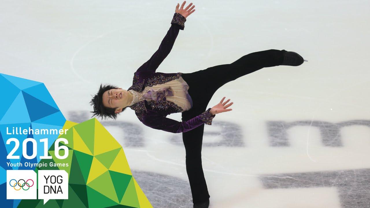 Figure skating sota yamamoto jpn wins mens gold lillehammer figure skating sota yamamoto jpn wins mens gold lillehammer 2016 youth olympic games youtube voltagebd Gallery