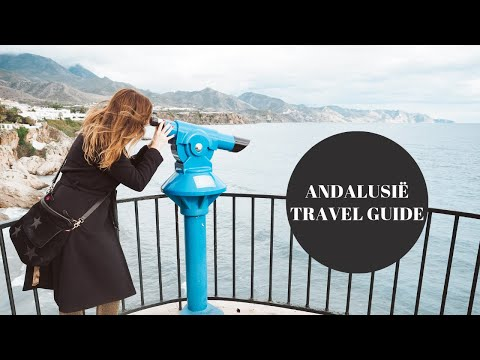 Andalusië Travel Guide: hotspots in Málaga, Granada, Marbella en Nerja // Your Little Black Book