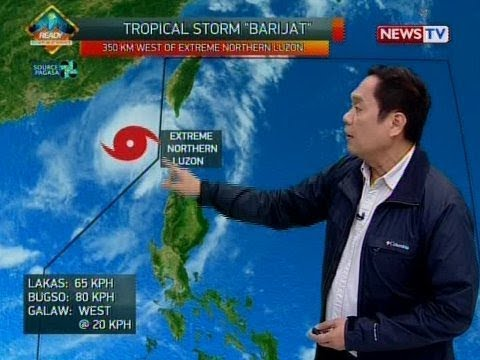 BT: Weather update as of 12:00 p.m. (Sept. 11, 2018)
