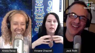 Interview with Viviane Chauvet