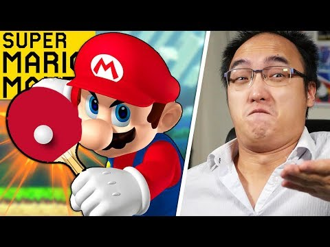 SUPER PING PONG MAKER | Super Mario Maker