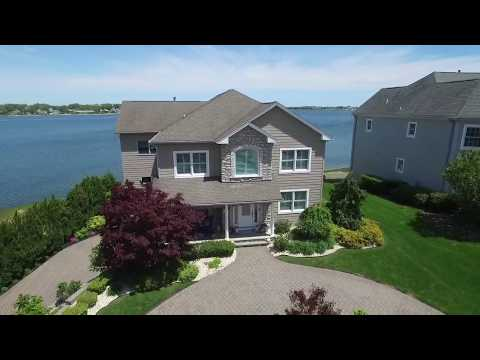 Luxury Waterfront Home For Sale in Wall Twp NJ