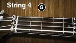 How to tune a Ukulele - Ukulele tuning video ( gCEA )