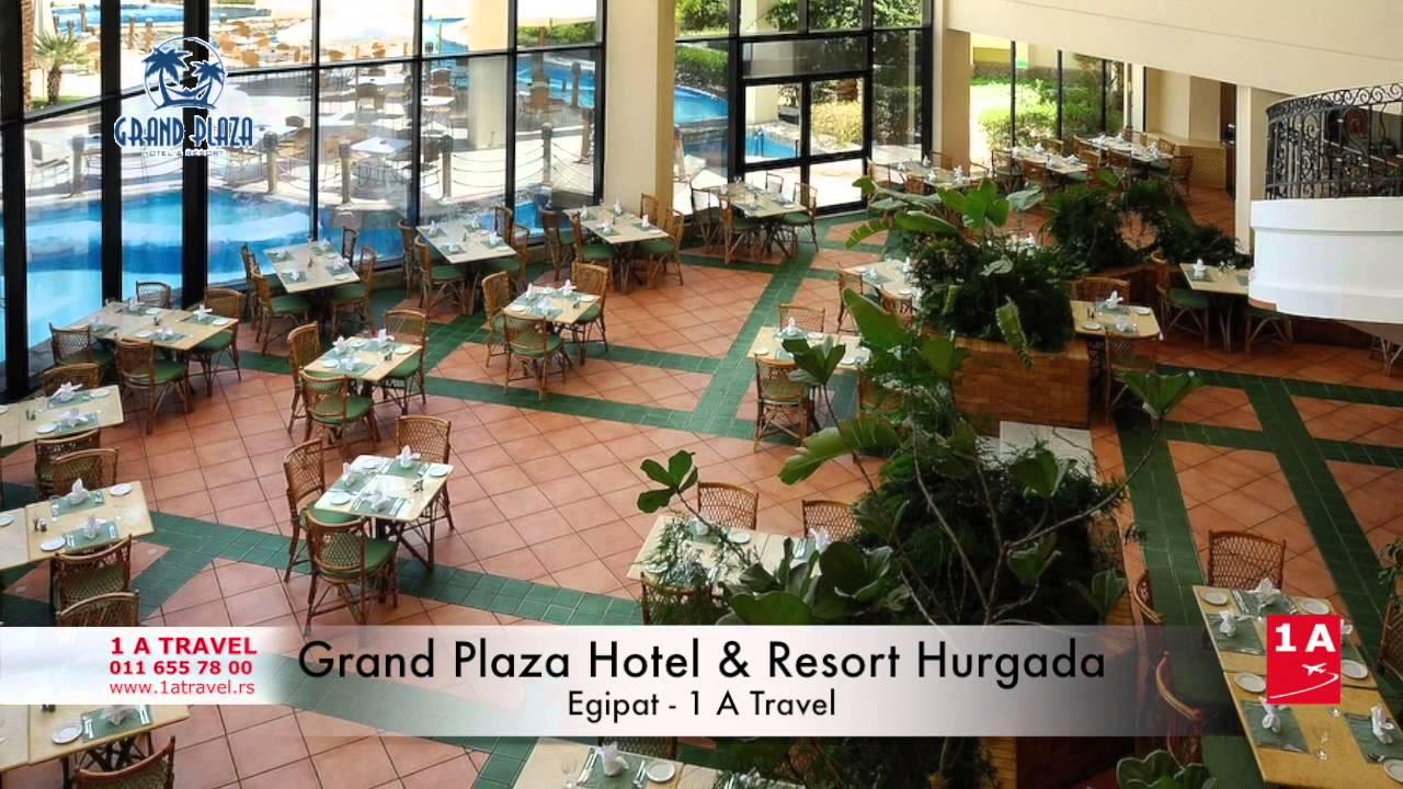 Grand Plaza Resort Hurgada Egipat 1 A Travel