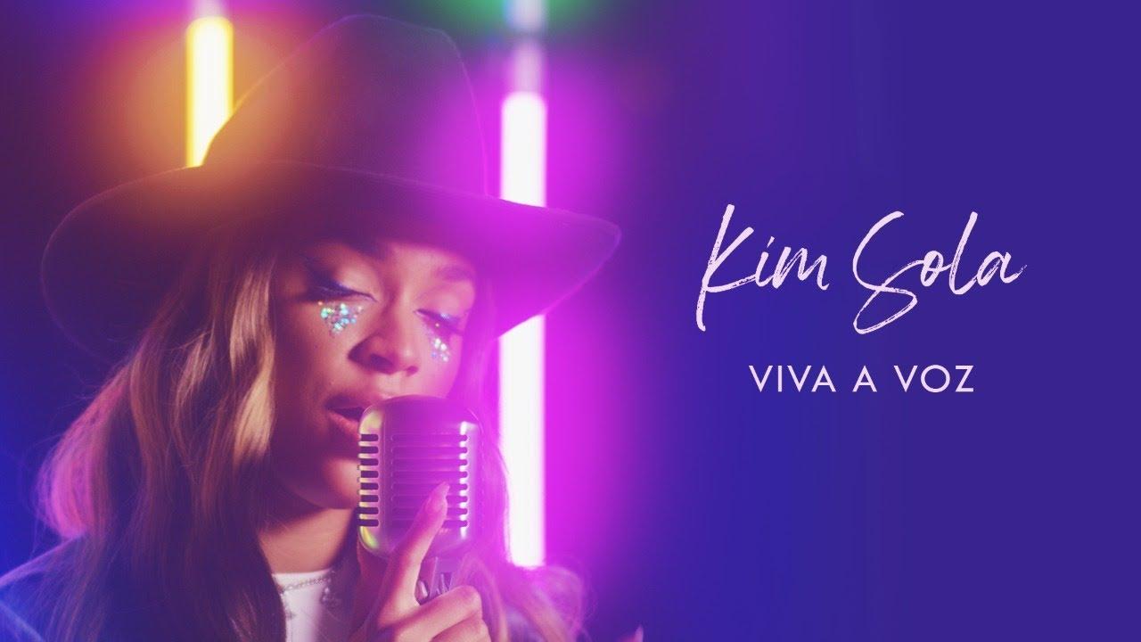 Kim Sola - Viva Voz (VERSÃO GRINGA) Clipe Oficial