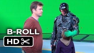 RoboCop B-ROLL 3 (2014) - Joel Kinnaman Sci-Fi Movie HD