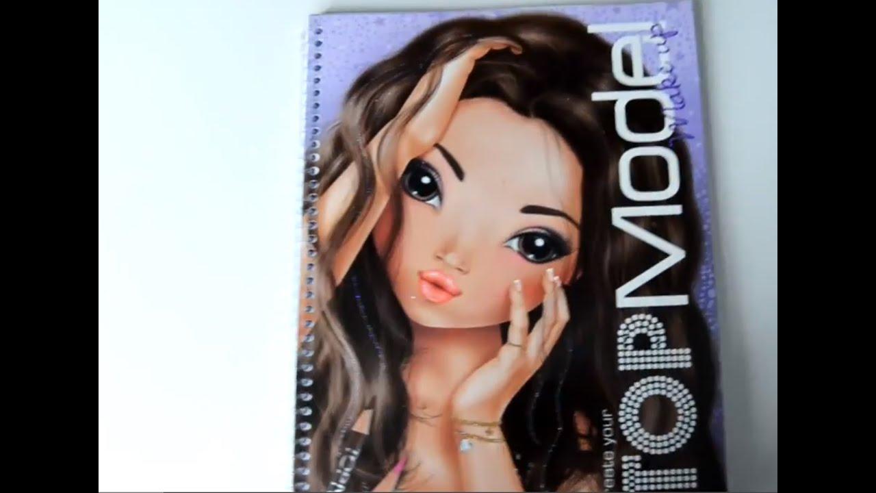 Make up book review youtube - Photo de dessin top model ...