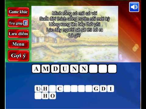 Game đố vui - Trả lời câu đố