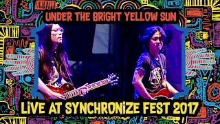 Under The Big Bright Yellow Sun Live at SynchronizeFest - 7 Oktober 2017