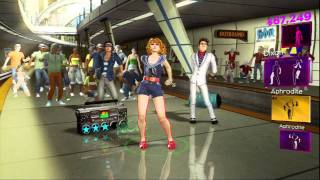 Venus - Dance Central 2 HARD - No Freestyle