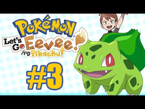 NOVO MÉTODO DE ACHAR SHINY! - Pokémon: Let's Go Eevee #3
