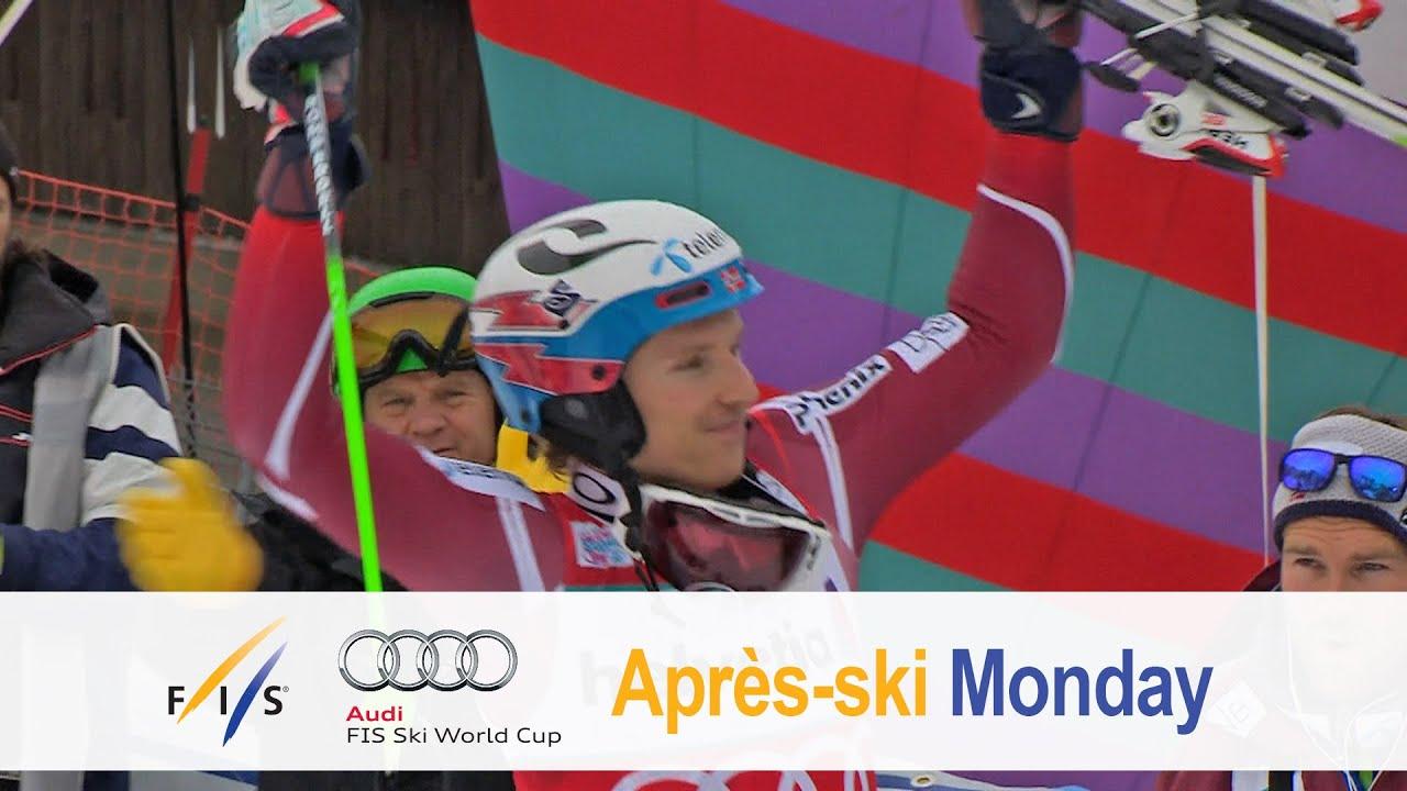 Hirscher, kristoffersen are standout performers | fis alpine skiing