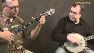 Tony Trischka Banjo Session with Bob Carlin