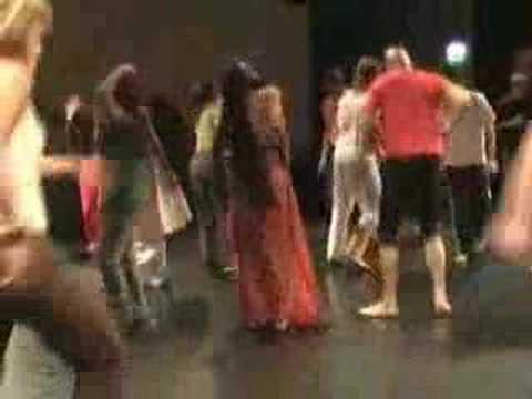 Manipura, Solar Plexus, Third Chakra Dance