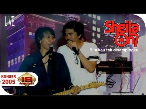 Konser SHEILA ON 7 - BILA KAU TAK DI SAMPINGKU @Live GOLDEN CROWN JAKARTA 2005