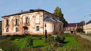 Тихвинский женский монастырь.Святыни России | сентябрь 2020