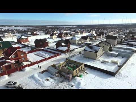 Компания Стройтермо. Строительство каменных домов в Нижнем Новгороде. Промо дом