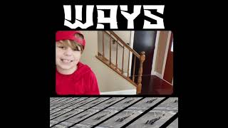 WAYS - Official Music Video (New Christian Hip Hop)