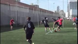 La Turca vs Falso 9 - Copa Palermo VII