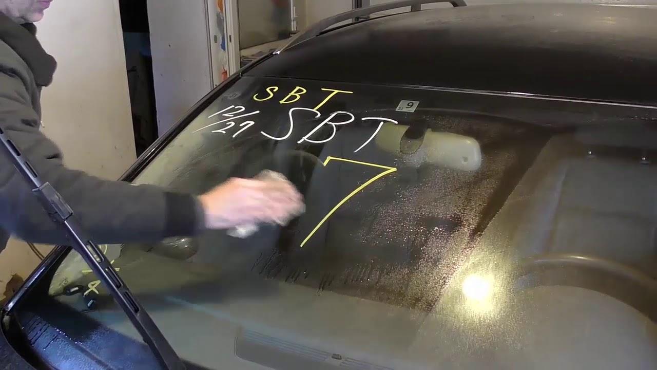 Состояние автомобиля купленного в Японии на аукционе. Автохимия Лавр. Анти скотч.Удаление краски .